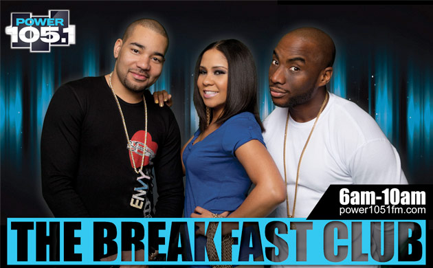 Audio Push Interview & Freestyle at The Breakfast Club