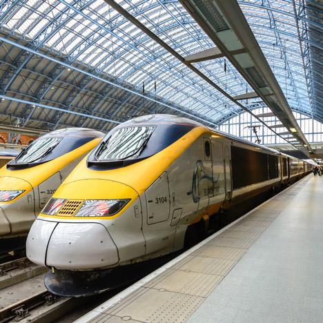 Eurostar-train-Shutterstock