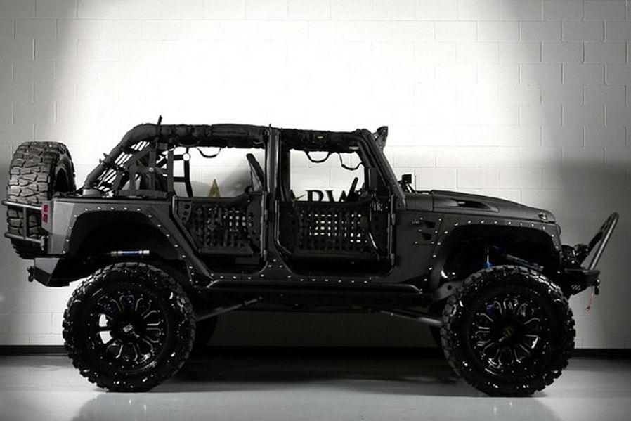 Jeep Wrangler Full Metal Jacket by Starwood Motors ...
