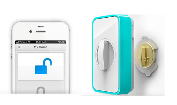 Lockitron-allows-you-to-lock-door-with-phone