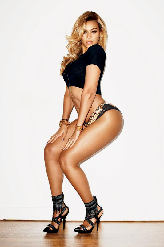 "You be the judge. Beyoncé – having recently been crowned ""Queen B ..."
