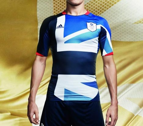 ufzor Great Britain Olympic Kit by Stella McCartney and Oakley Olympic