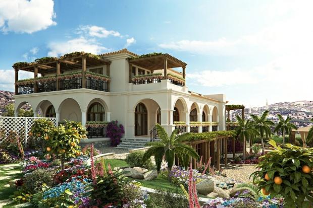 My Dream Mediterranean Villa Tuhinternational