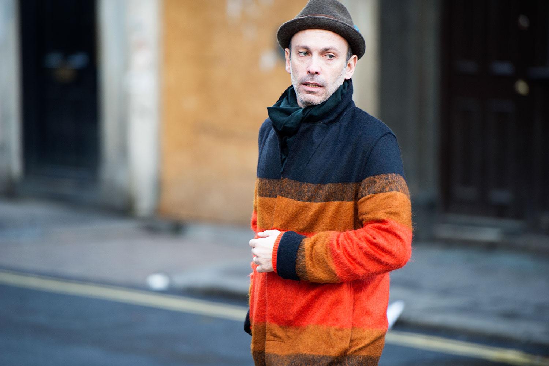 London Fashion Week Fall Winter 2014 Street Style Tuhinternational