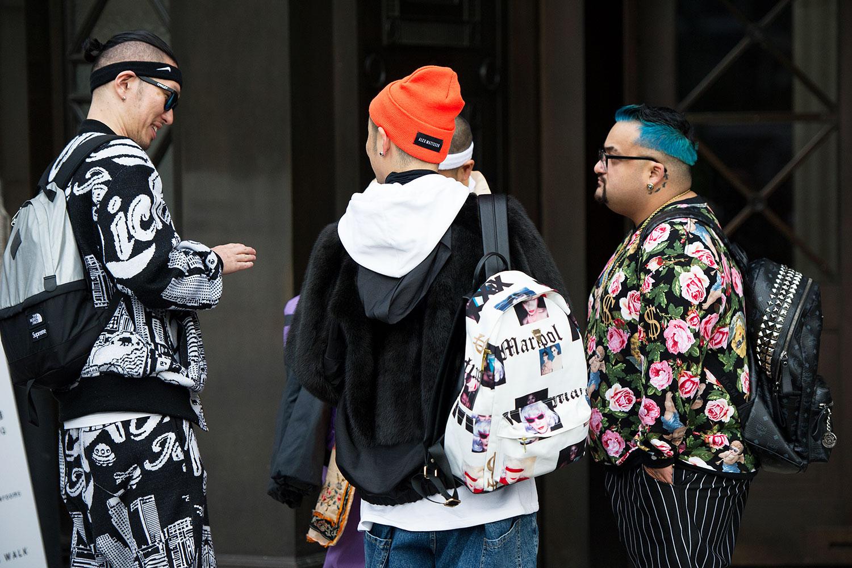 London Fashion Week Ss14 Street Style 8 Tuhinternational