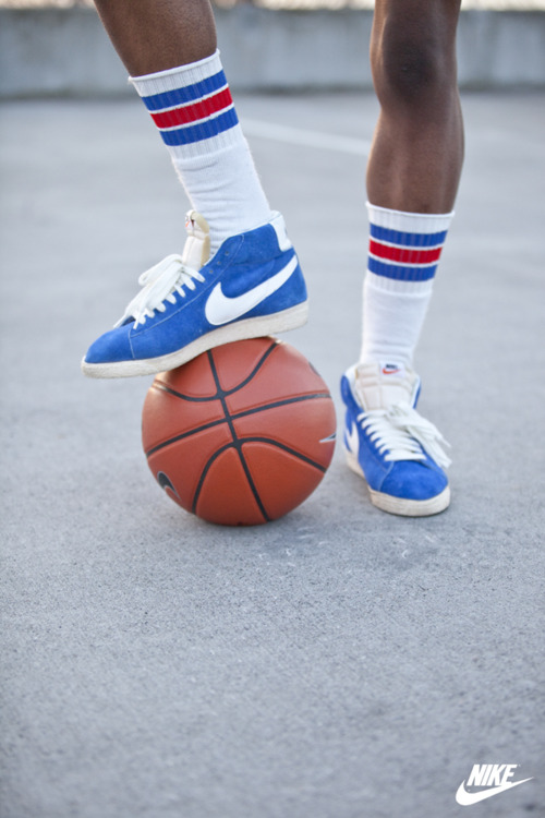 nike blazer basketball
